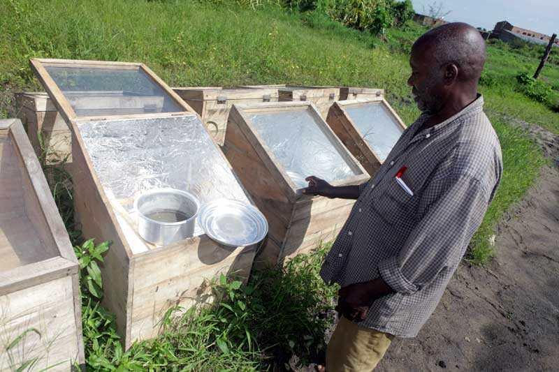 Fours solaire - Fours solaires en afrique ...